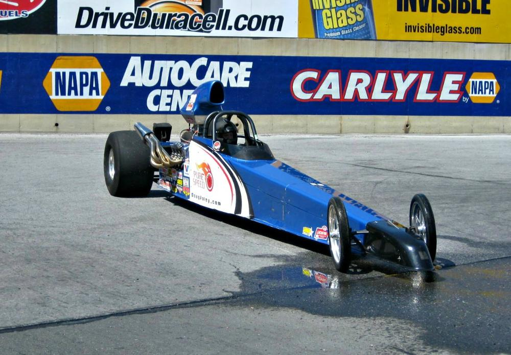 Save Up To 60% Off Dragster Driving Experiences at Famoso Raceway on April 27th!